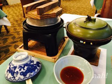 韓国でも日本でも目の前で炊けるご飯はテンションが上がるものですw