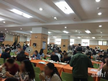 高麗大 学生食堂