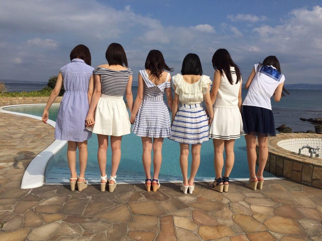 乃木坂46 海 2017