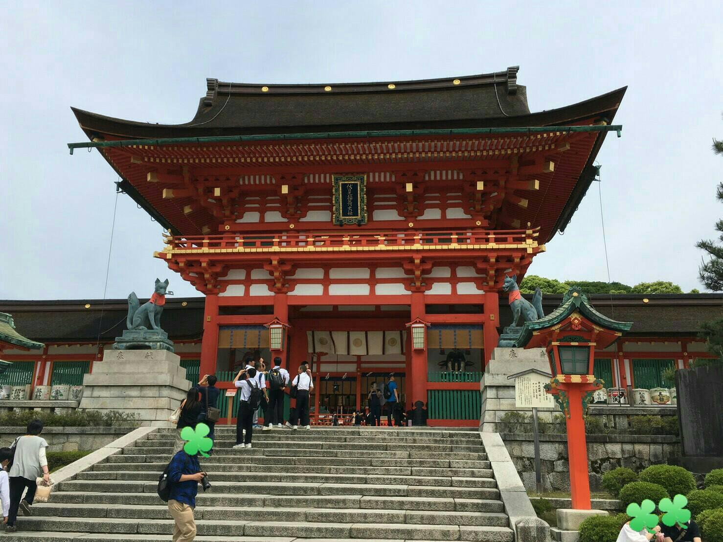 京都の神社 本殿