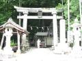 H29.7.29御嶽神社里宮本社鳥居@IMG_3814