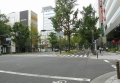 御堂筋(周防町交差点)
