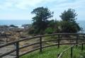 近くから見る立石公園