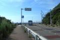 葉山町の標識