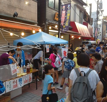 2017年中野区川島商店街