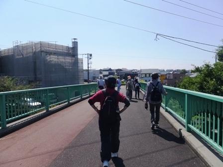 緑道散策10
