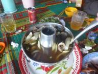コブラのスープ