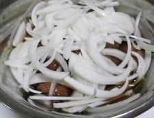豚肉と玉ねぎの南蛮漬け 調理⑤