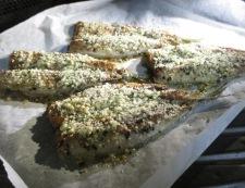 イワシのバジルチーズ焼き 調理⑥