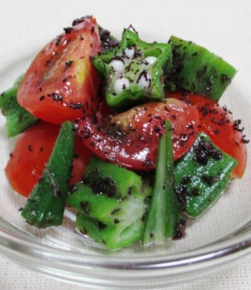 しそトマト B