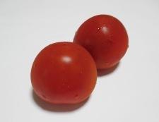 しそトマト 材料