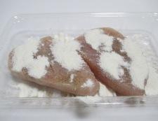 メカジキ玉ねぎ照り焼き 調理②