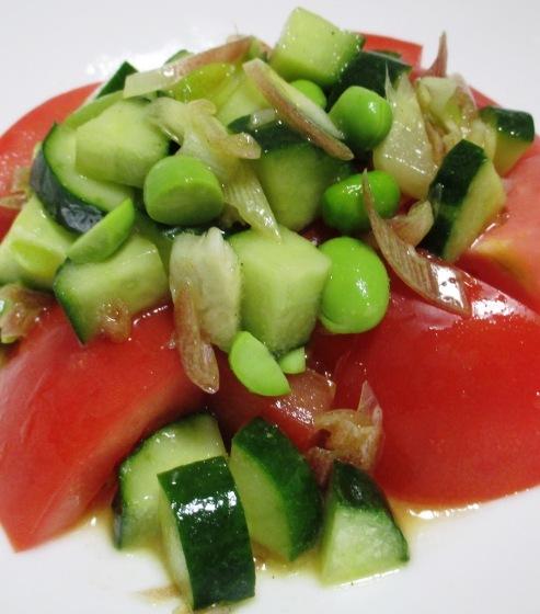 枝豆トマト B