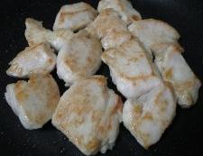 むね肉のさっぱり煮 調理②