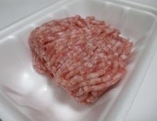 汁なし坦々麺 材料①