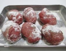 トマトの肉巻き 調理④