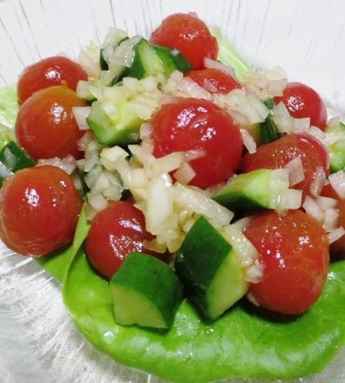 マリネトマト B