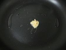 ゴーヤと絹揚げのピリ辛炒め 調理②