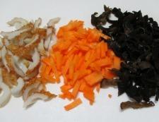 炒り豆腐 調理②