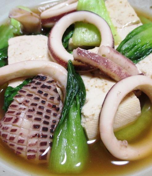 イカ豆腐 B