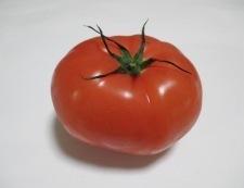 ブロッコリートマト 材料①