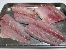 サバの味噌煮 調理①