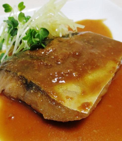 サバの味噌煮 大