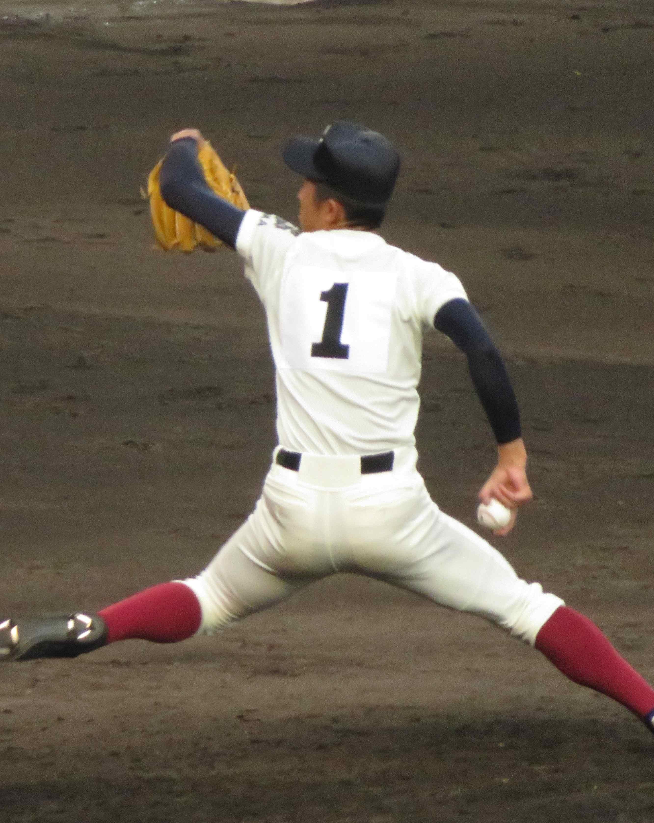 20170811大阪桐蔭 徳山