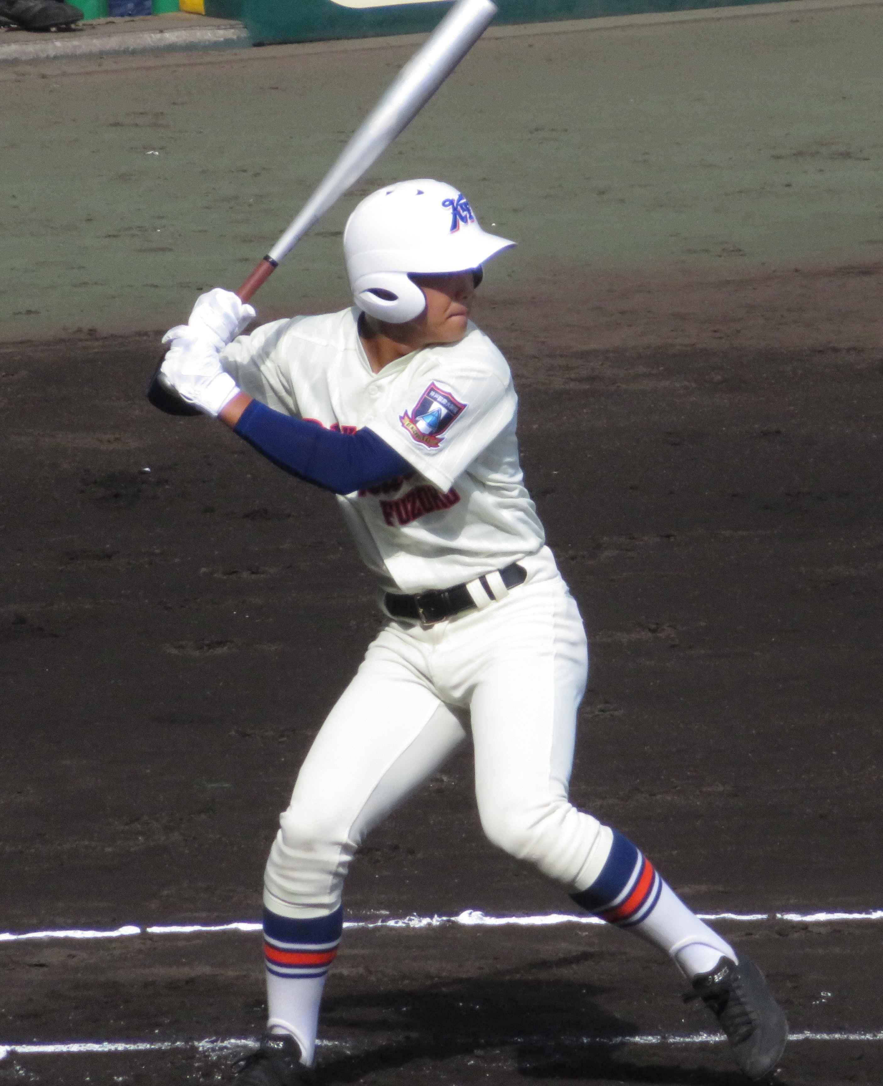20170812神戸国際大付 森田