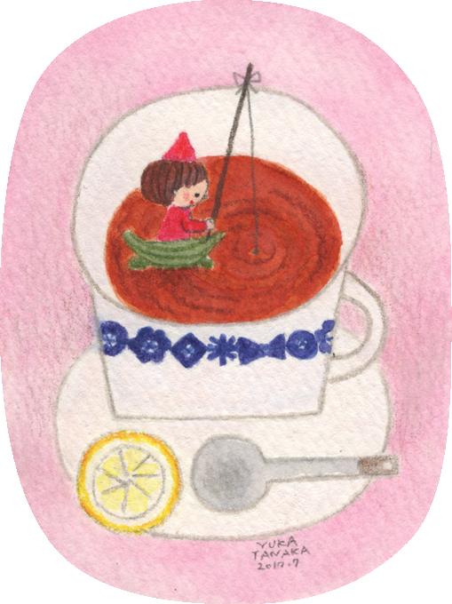 紅茶おうじ