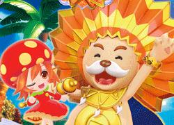 パチンコ「CR ピカれ!まるまるアイランド」で使用されている歌と曲の紹介。「俺はラーライオン」