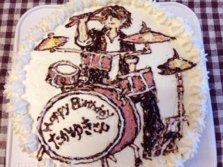 ドラムスコケーキ