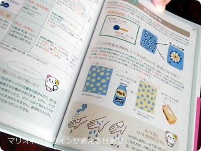 日本化粧品検定1級対策テキスト見開き