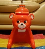 かき氷機キョロちゃん0801