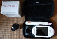 血糖測定器0810