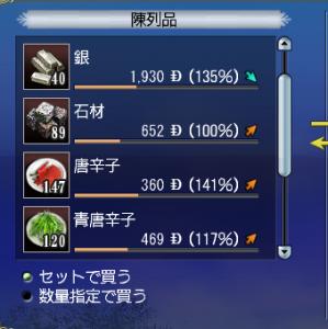 購入の豆1