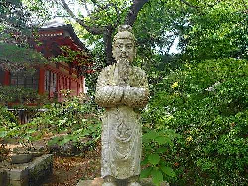 s-西蓮寺の聖徳太子像20170717