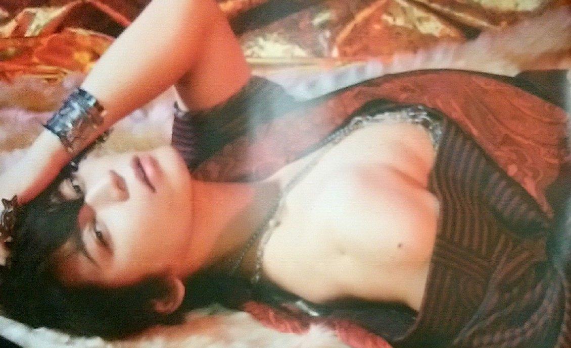 【画像】KAT-TUN亀梨和也ソロコン「The一〜Follw me〜」グッズのポスターがヤバすぎる!