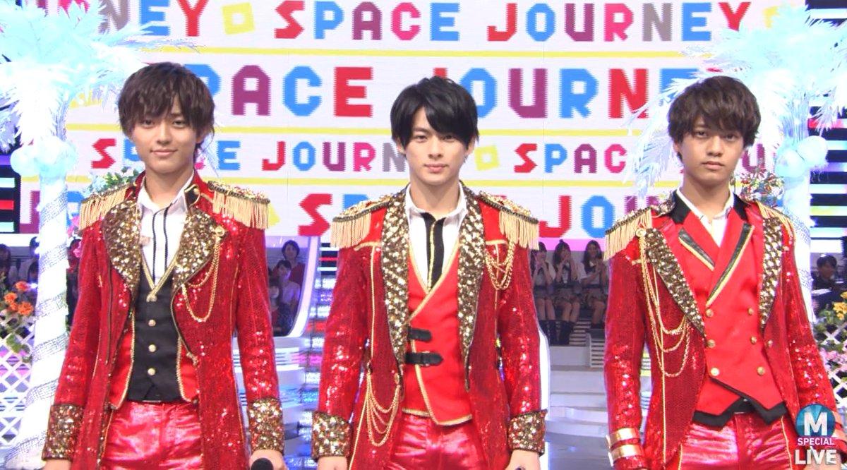【Mステ】Mr.KING with HiHi B少年(ジャニーズJr.)に反響→顔面強すぎwwwww