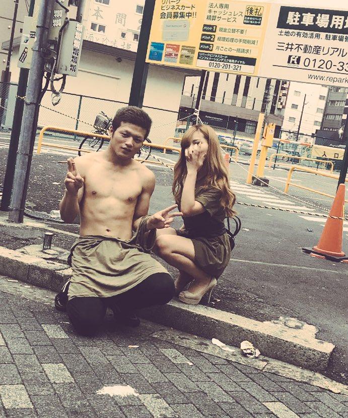 【画像】KAT-TUN上田竜也の『新宿セブン』の撮影に遭遇した一般男性が絶賛 「役作りぱない!」