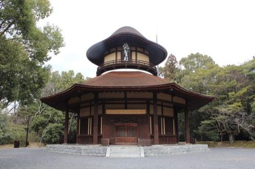 0253:俳聖殿 外観全体②