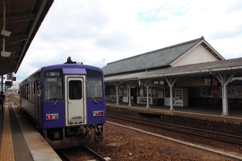 0253:俳聖殿 伊賀上野駅①