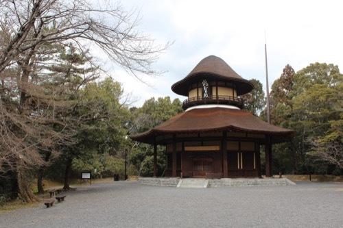 0253:俳聖殿 外観全体①
