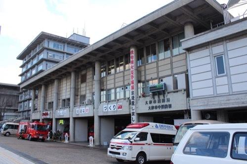 0255:大津市庁舎 別館②