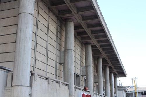 0255:大津市庁舎 別館ファサード