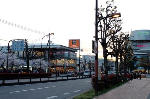 0257:TOKIMEKI 西武大津店から