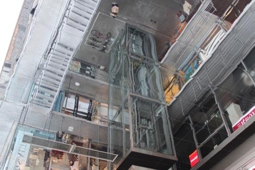 0257:TOKIMEKI 鏡面天井