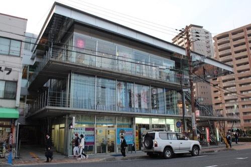 0257:TOKIMEKI 西側外観①