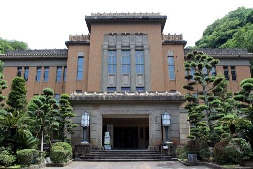 0260:徳島県立文書館 正面外観全景②