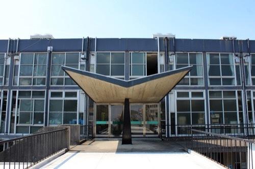 0261:鳴門市庁舎・市民会館 メイン
